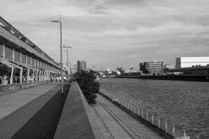 Ansicht Europahafen